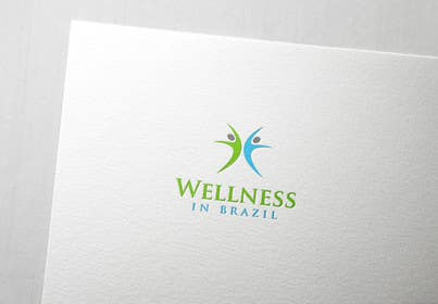 #19 for Projetar um Logo for WellnessinBrazil af billsbrandstudio