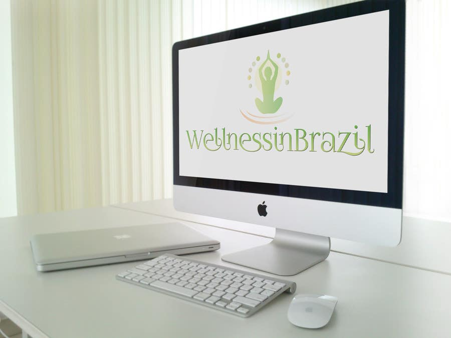 Contest Entry #                                        9                                      for                                         Projetar um Logo for WellnessinBrazil
