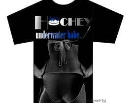 #13 para Do a t-shirt for Underwater Hockey por Braziltranslator