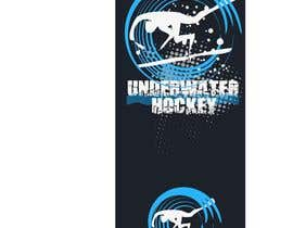 #47 untuk Do a t-shirt for Underwater Hockey oleh passionstyle