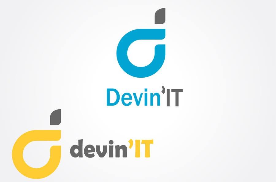 Inscrição nº 413 do Concurso para Logo for Devin'IT!