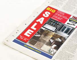 #21 untuk Design an Advertisement for Big Newspaper oleh adhfree