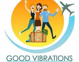 #31 para Good Vibrations Travel Logo por Isabel19