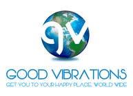 Graphic Design Konkurrenceindlæg #32 for Good Vibrations Travel Logo