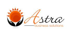 "mv49 tarafından Design a logo for ""Astra Business Solutions"" için no 57"