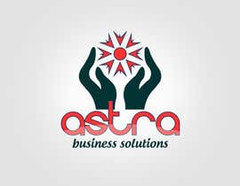 "bojanantonijevic tarafından Design a logo for ""Astra Business Solutions"" için no 40"