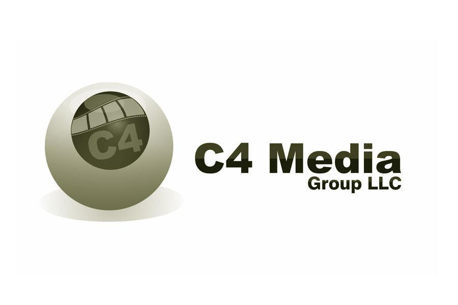 Contest Entry #47 for Logo Design for C4 Media Group LLC