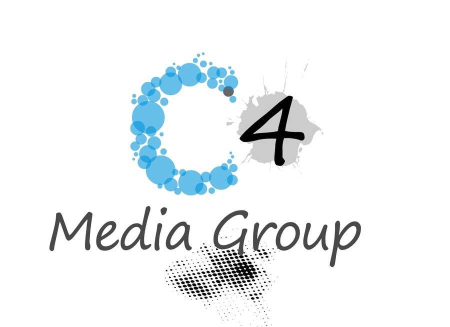 Contest Entry #43 for Logo Design for C4 Media Group LLC