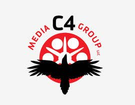 #28 Logo Design for C4 Media Group LLC részére Sharpzilla által