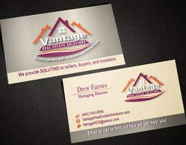 #31 para Design some Business Cards for Real Estate Company por AlexTV