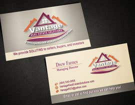 #32 para Design some Business Cards for Real Estate Company por AlexTV