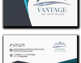 #4 para Design some Business Cards for Real Estate Company por Sohaibahmadd
