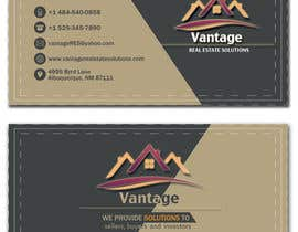 Sohaibahmadd tarafından Design some Business Cards for Real Estate Company için no 28