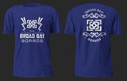 #20 cho Design a T-Shirt for Skateboarding Company bởi murtalawork