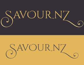 #10 para Logo and Banner for Savour.nz por vladspataroiu
