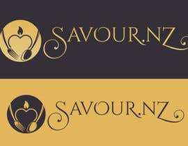 #21 para Logo and Banner for Savour.nz por vladspataroiu