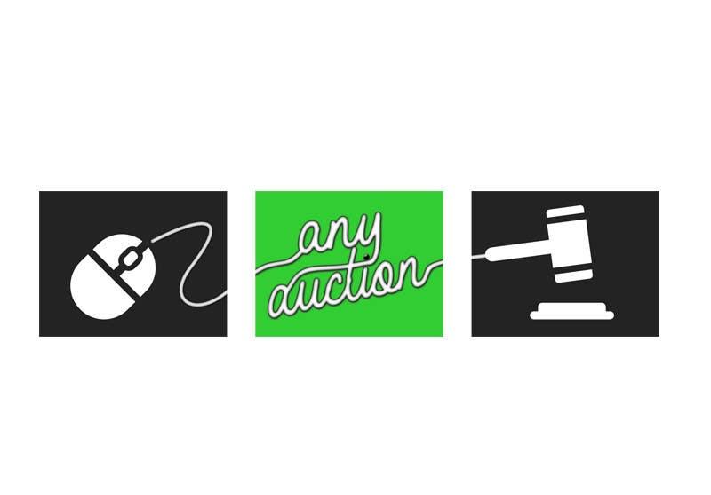 Proposition n°                                        96                                      du concours                                         Design a logo for an online auction website