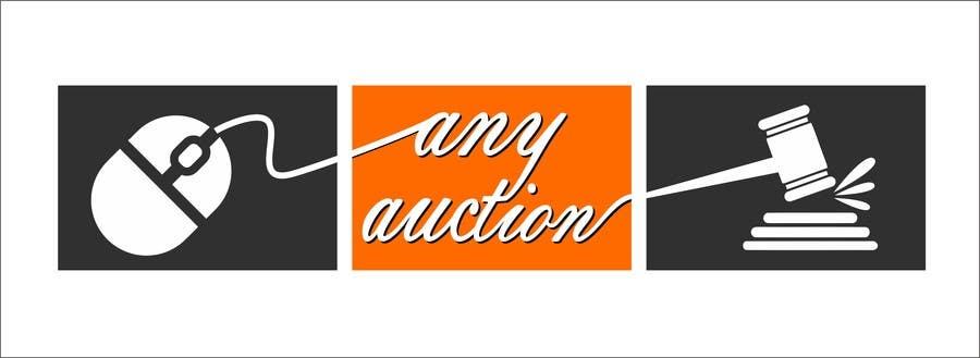 Proposition n°                                        98                                      du concours                                         Design a logo for an online auction website