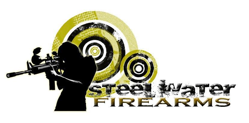 Конкурсная заявка №                                        6                                      для                                         Logo Design for retail firearms and firearms training store