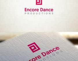 "fb552ebee007840 tarafından Design a Logo for ""Encore Dance Productions Inc"" için no 65"