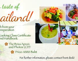 #11 untuk Design a Flyer for Briza Khaolak Beach Resort oleh prisampath