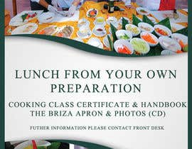 #24 untuk Design a Flyer for Briza Khaolak Beach Resort oleh damirruff86