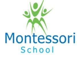 Nro 21 kilpailuun Design a Logo for Montessori Schools käyttäjältä deepasreeba