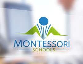 Nro 3 kilpailuun Design a Logo for Montessori Schools käyttäjältä hiteshtalpada255