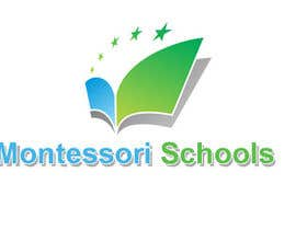 #8 para Design a Logo for Montessori Schools por ddimitrijevic80