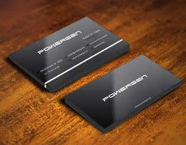 #11 cho Design Business Card and some Stationery for PowerGen bởi gohardecent