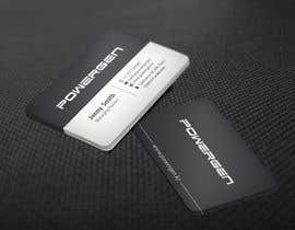 #23 untuk Design Business Card and some Stationery for PowerGen oleh sixthsensebd