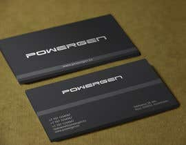 #43 untuk Design Business Card and some Stationery for PowerGen oleh sixthsensebd
