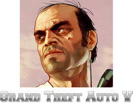 "#3 for Illustrate a provided character in ""Grand Theft Auto V""  poster style. by markowaheeb"