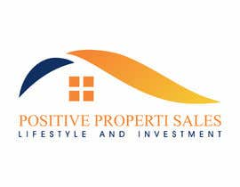 #27 for Design a Logo for Positive Property Sales (positivepropertysales.com) af RebelliousDesign