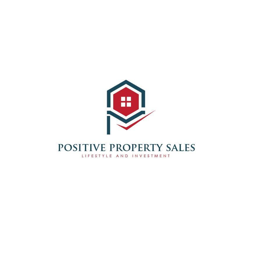 Konkurrenceindlæg #                                        87                                      for                                         Design a Logo for Positive Property Sales (positivepropertysales.com)