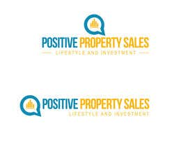 #43 for Design a Logo for Positive Property Sales (positivepropertysales.com) af hanidesignsvw