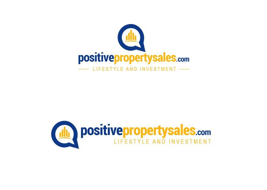 Konkurrenceindlæg #72 for Design a Logo for Positive Property Sales (positivepropertysales.com)