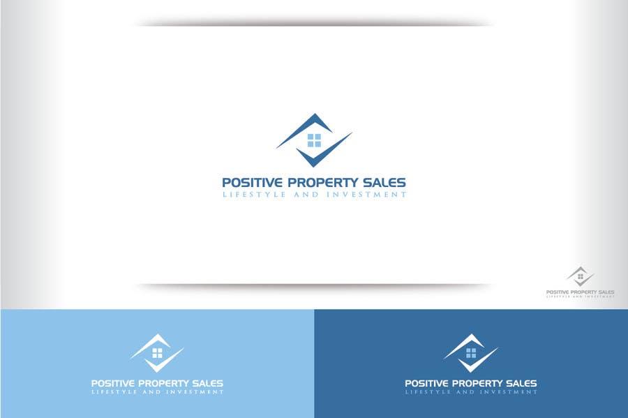 Konkurrenceindlæg #                                        92                                      for                                         Design a Logo for Positive Property Sales (positivepropertysales.com)