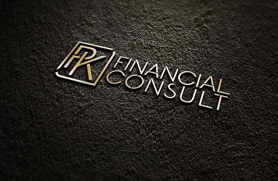 """Contest Entry #                                        128                                      for                                         Design Logo and Business Cards for """"PK Financial Consult"""""""