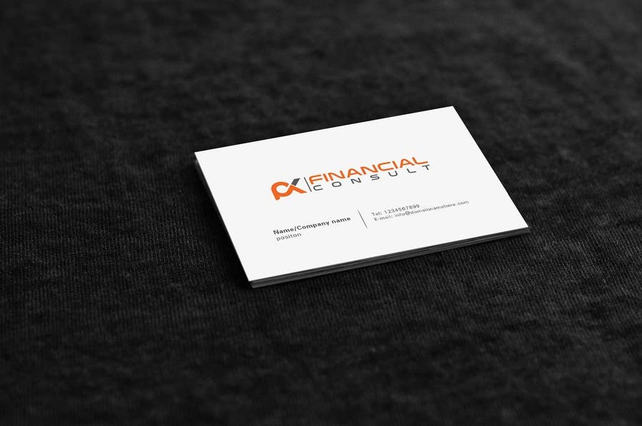 "Contest Entry #                                        7                                      for                                         Design Logo and Business Cards for ""PK Financial Consult"""