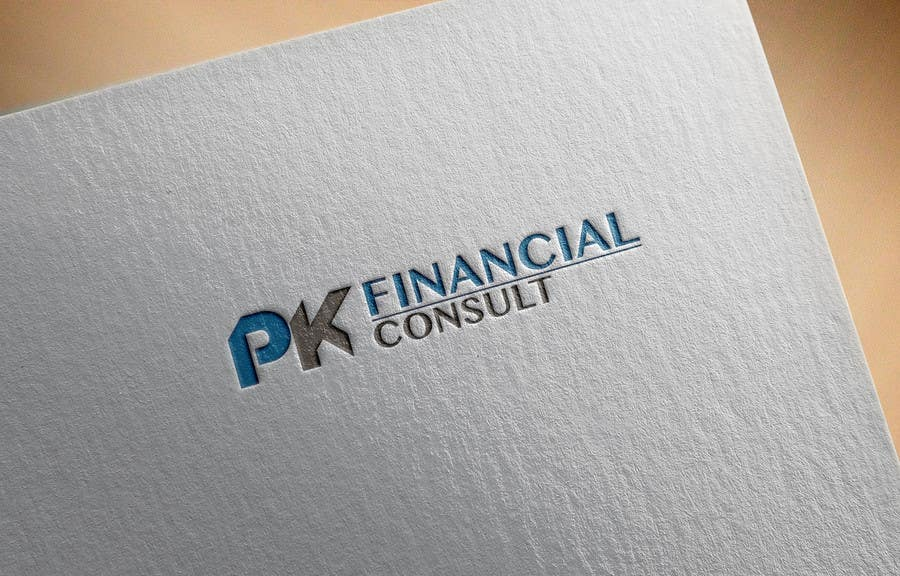 """Contest Entry #                                        129                                      for                                         Design Logo and Business Cards for """"PK Financial Consult"""""""