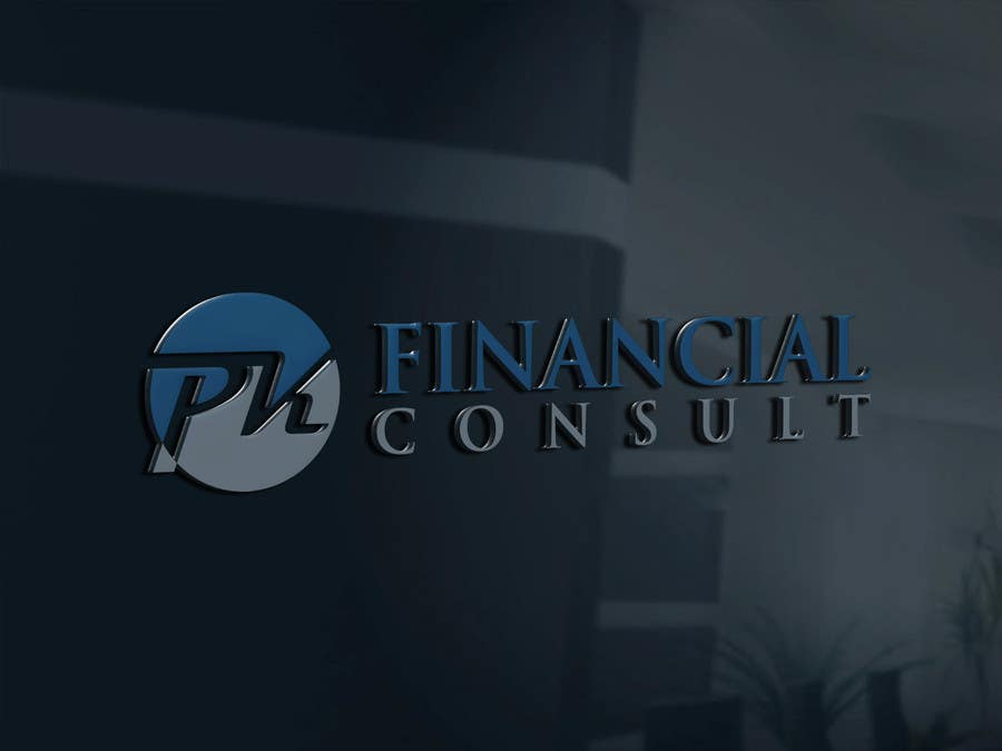 "Contest Entry #                                        124                                      for                                         Design Logo and Business Cards for ""PK Financial Consult"""
