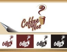 nº 100 pour Design a logo for a Coffebar par indraDhe