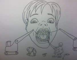 #3 for Dibujo a lapiz o similar de un niño con la boca en construccion. by rosinamoya