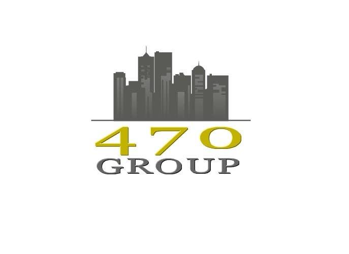 Kilpailutyö #6 kilpailussa Design a Logo for 470 group