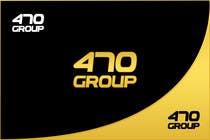 Graphic Design Kilpailutyö #105 kilpailuun Design a Logo for 470 group