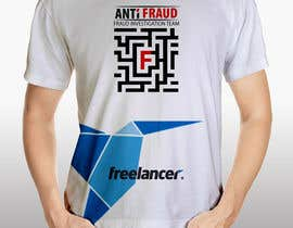 #51 for Design a T-Shirt for Freelancer.com's Anti Fraud Team af sidra24