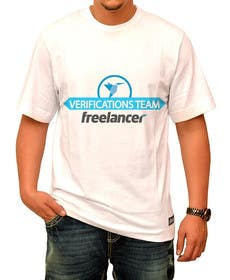 #9 cho Design a T-Shirt for Freelancer.com's Verifications Team bởi ekanshnigam