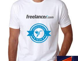 #30 for Design a T-Shirt for Freelancer.com's Verifications Team af freshstyla