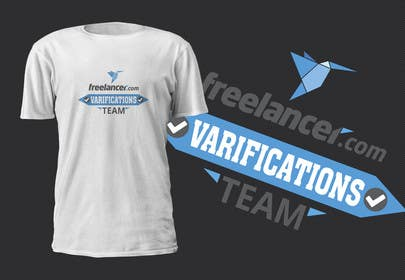 #2 cho Design a T-Shirt for Freelancer.com's Verifications Team bởi murtalawork